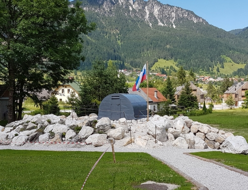 Gamification in tourism – our innovation at the Slovenian Alpine Museum