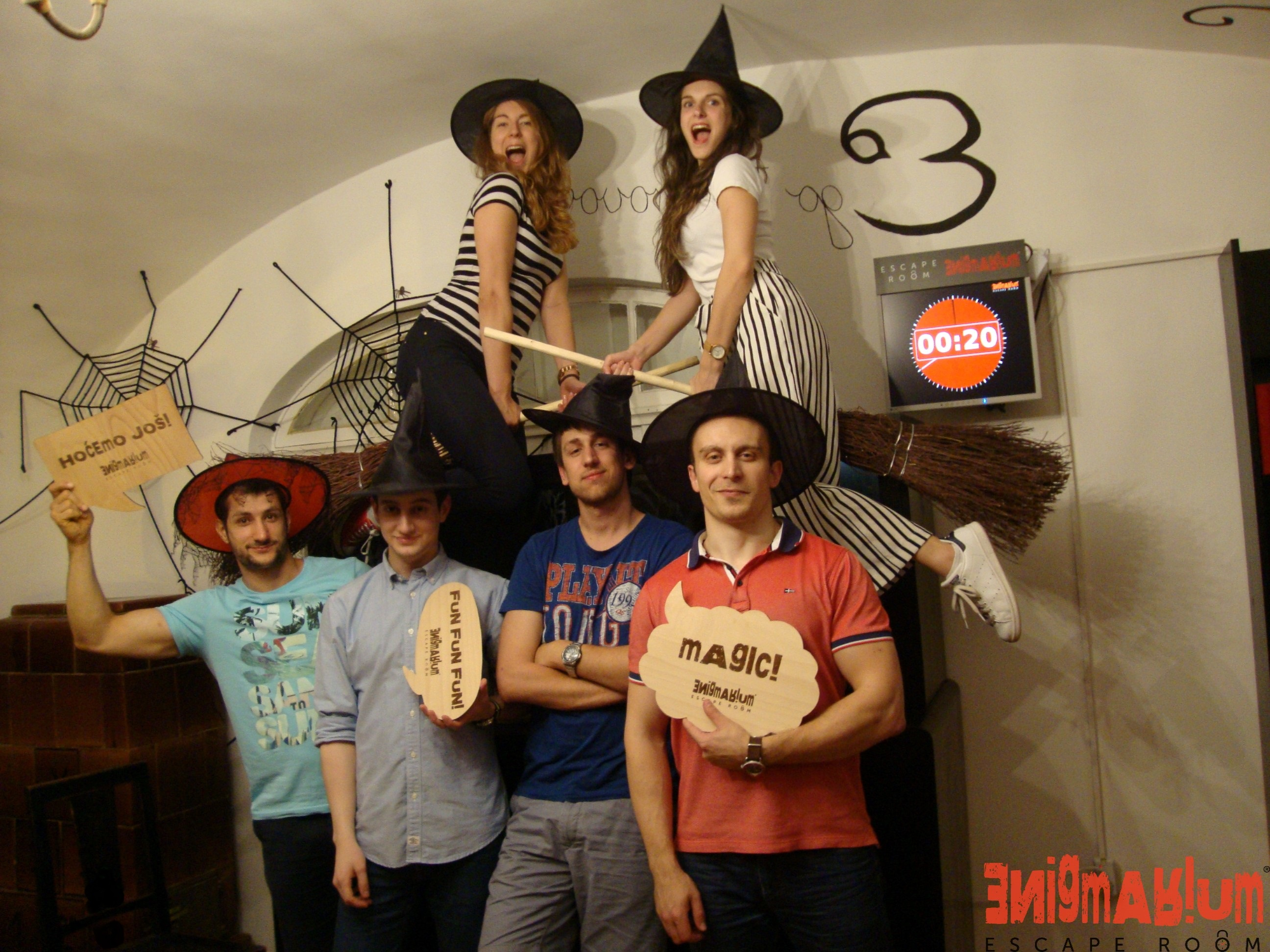 escape room zagreb