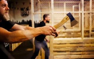 axe throwing europe sekiromet