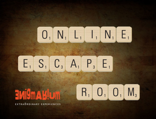 Enigmarium presents: an ONLINE escape room game OTOK (ISLAND)