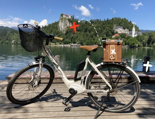 """Novo na Bledu – prva """"outdoor escape"""" pustolovska igra na kolesu na svetu!"""