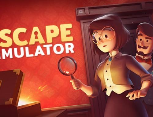 Escape Simulator – nova računalniška igra – uganke smo pomagali kreirati v Enigmariumu