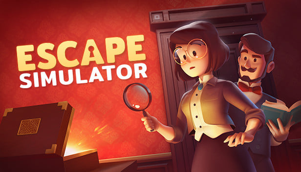 escape room racunalniska igra